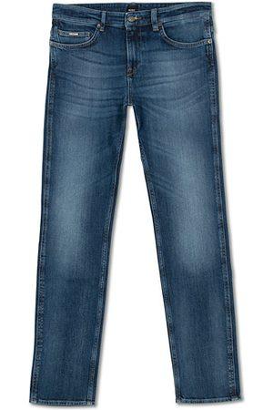 HUGO BOSS Miehet Skinny - Delaware Jeans Light Wash