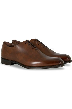Loake Parliament Whole-Cut Oxford Antique Brown