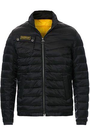 Barbour Chain Baffle Jacket Black