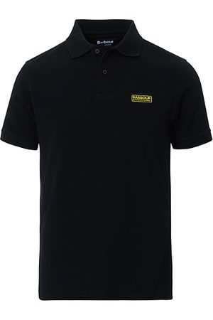 Barbour Miehet Pikee - Essential Polo Black