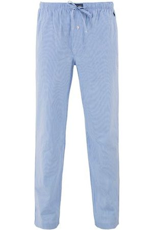 Polo Ralph Lauren Miehet Pyjamat - Pyjama Pant Mini Gingham Blue