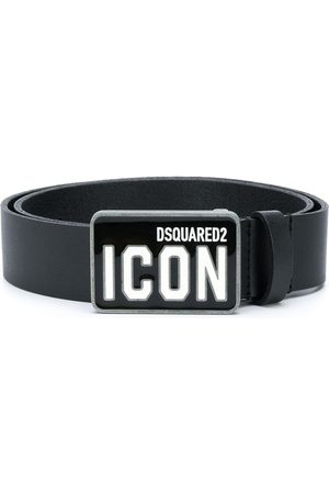 Dsquared2 Icon leather belt