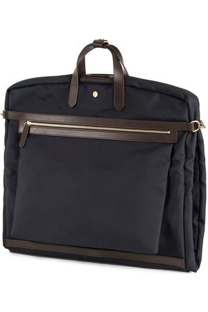 Mismo Miehet Puvut - M/S Suit Carrier Navy/Dark Brown