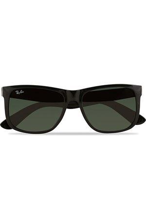Ray-Ban Miehet Aurinkolasit - 0RB4165 Justin Sunglasses Black