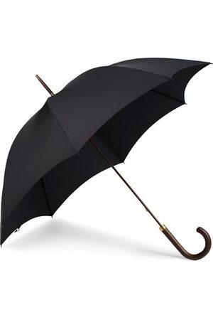 Fox Umbrellas Miehet Sadevaatteet - Polished Hardwood Umbrella Black