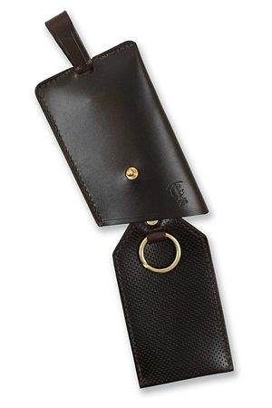 Tarnsjo Garveri Miehet Lompakot - Key Wallet Dark Brown