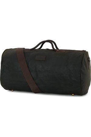 Barbour Wax Holdall Olive
