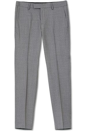 Tiger of Sweden Miehet Housut - Tordon Wool Suit Trousers Grey