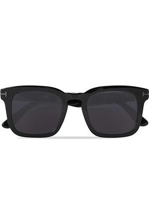 Tom Ford Dax TF0751-N Sunglasses Black