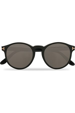 Tom Ford Ian FT0591 Sunglasses Shiny Black