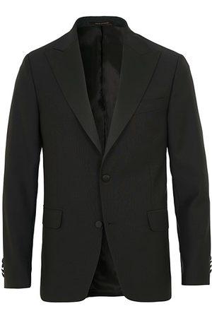 Oscar Jacobson Miehet Bleiserit - Elder Tuxedo Blazer Black