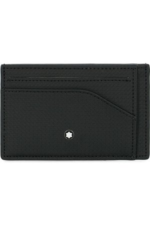 Mont Blanc Extreme 2.0 Pocket Holder 6cc Carbon Leather Black