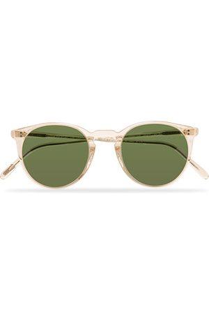 Oliver Peoples Miehet Aurinkolasit - O'Malley Sunglasses Transparent