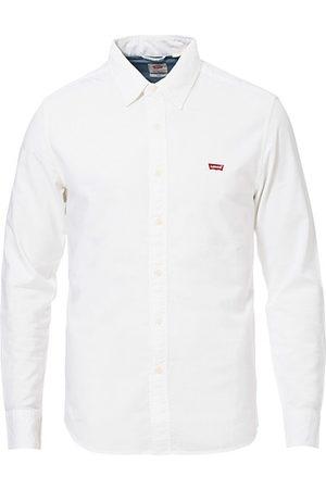 Levi's Miehet Kauluspaidat - Slim Shirt White