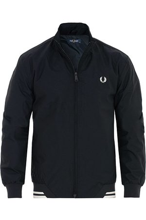 Fred Perry Miehet Takit - Twin Tip Sports Jacket Navy