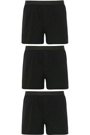 CDLP Miehet Bokserit - 3-Pack Boxer Shorts Black