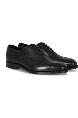 Loake Aldwych Oxford Black Calf