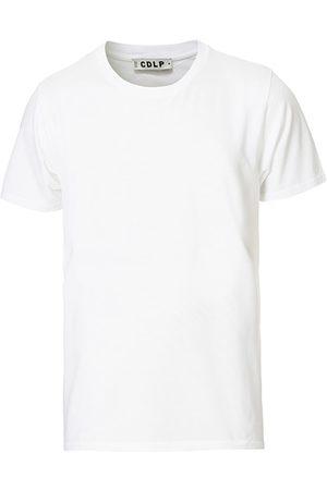 CDLP Miehet T-paidat - Crew Neck Tee White