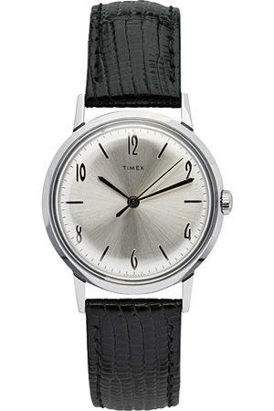 Timex Miehet Kellot - Marlin 1960s Silver Sunray