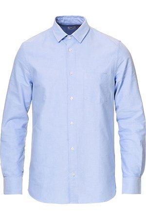 Filippa K Miehet Bisnes - Tim Oxford Shirt Light Blue