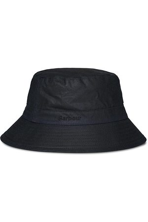 Barbour Miehet Hatut - Wax Sports Hat Navy