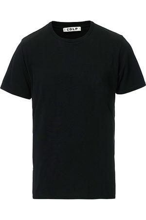CDLP Miehet T-paidat - Crew Neck Tee Black