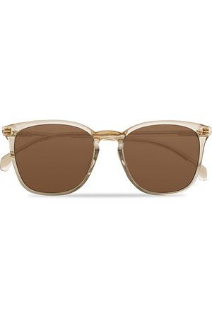 Gucci Miehet Aurinkolasit - GG0547SK Sunglasses Brown/Brown