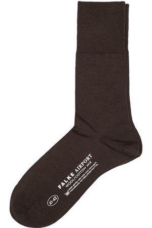Falke Miehet Sukat - Airport Socks Brown