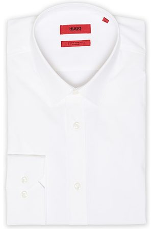 HUGO BOSS Elisha02 Slim Fit Shirt White