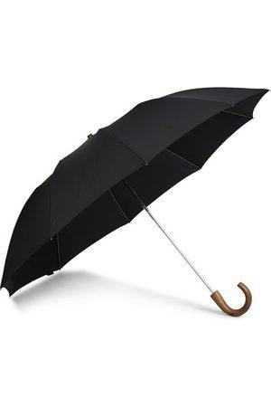 Fox Umbrellas Miehet Sadevaatteet - Telescopic Umbrella Black