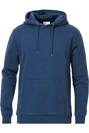 Colorful Standard Classic Organic Hood Petrol Blue