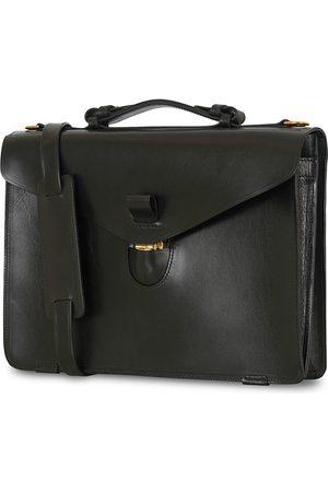 Tarnsjo Garveri Miehet Tietokonelaukut - TG1873 Briefcase Black