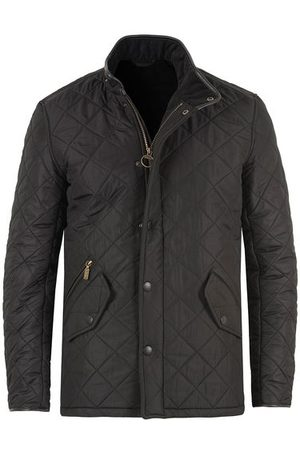 Barbour Barbour International Powell Quilted Jacket Black