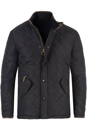 Barbour Miehet Päällystakit - Powell Quilted Jacket Navy