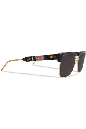 Gucci GG0603S Sunglasses Havana/Brown