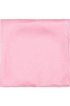 Amanda Christensen Miehet Taskuliinat - Handkercheif Silk Pink