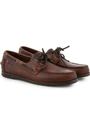 SEBAGO Miehet Loaferit - Endeavor Boat Shoe Brown