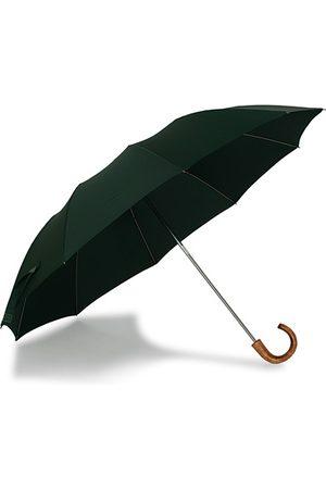 Fox Umbrellas Miehet Sadevaatteet - Telescopic Umbrella Racing Green