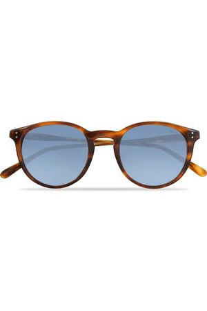 Ralph Lauren 0PH4110 Sunglasses Stripped Havana