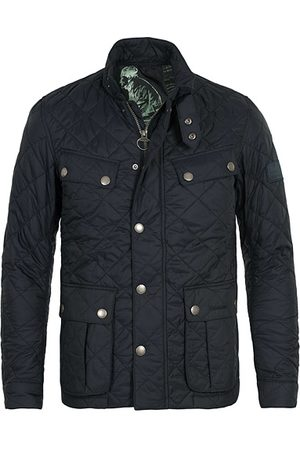Barbour Ariel Quilted Jacket Navy
