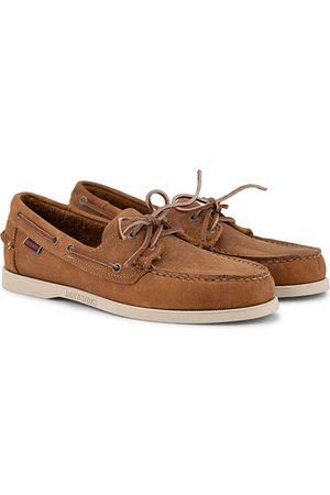 SEBAGO Miehet Loaferit - Dockside Boat Shoe Brown
