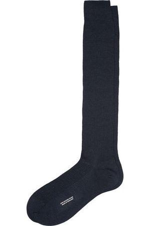 Pantherella Naish Long Merino/Nylon Sock Navy