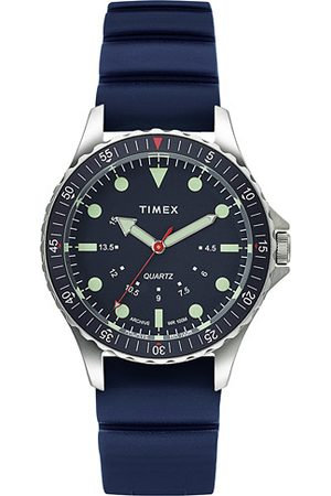 Timex Navi Depth Blue Dial