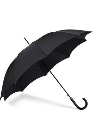 Fox Umbrellas Miehet Sadevaatteet - Hardwood Automatic Umbrella Black