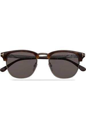 Tom Ford Miehet Aurinkolasit - Henry FT0248 Sunglasses Havana