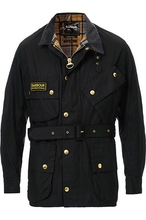 Barbour Miehet Päällystakit - International Original Jacket Black