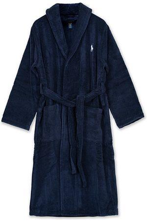 Polo Ralph Lauren Miehet Kylpytakit - Shawl Robe Navy