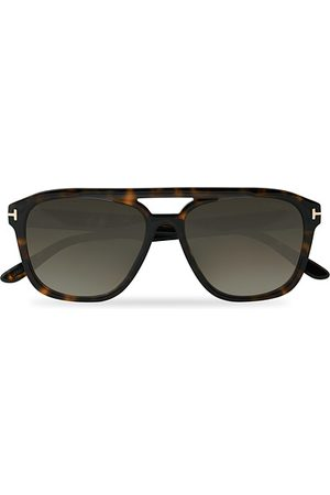 Tom Ford Miehet Aurinkolasit - Gerrard FT0776 Sunglasses Havana/Gradient