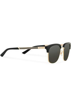Gucci Miehet Aurinkolasit - GG0697S Sunglasses Black