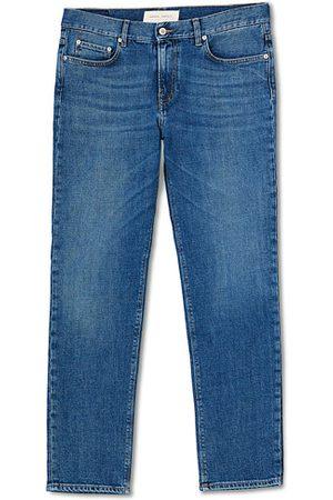 Jeanerica Miehet Slim Fit - SM001 Slim Jeans Mid Vintage